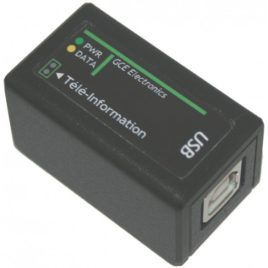 Interface Téléinformation USB – GCE Electronics
